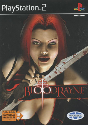 BloodRayne sur PS2