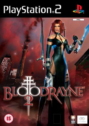 BloodRayne 2 sur PS2