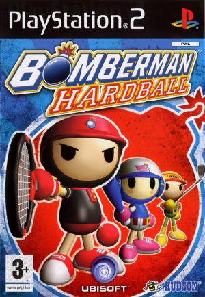 Bomberman Hardball sur PS2