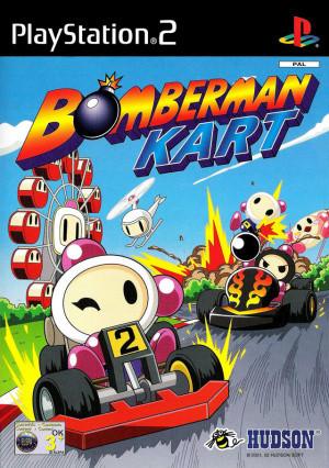 Bomberman Kart sur PS2