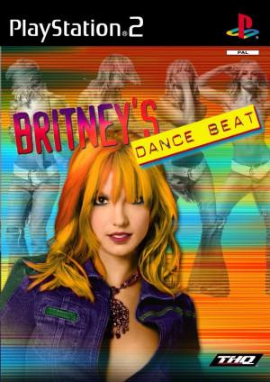 Britney's Dance Beat sur PS2
