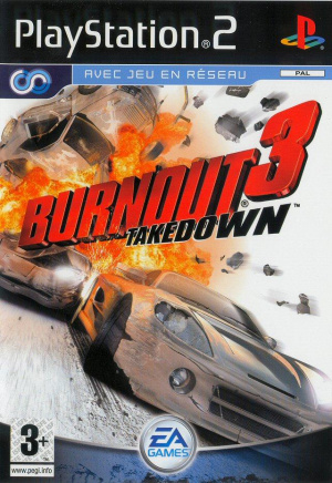 Burnout 3 : Takedown sur PS2