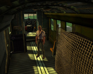 Broken Sword en images sur PS2