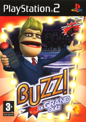 Buzz ! : Le Grand Quiz sur PS2