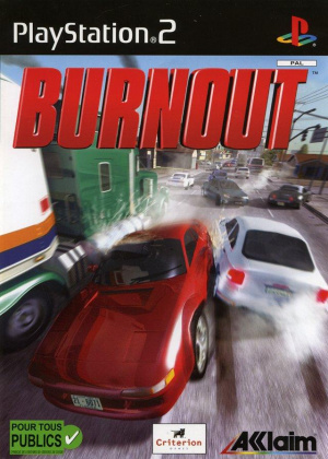 Burnout sur PS2