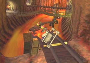 Crash Bandicoot : La Vengeance de Cortex / PS2-Xbox-GC