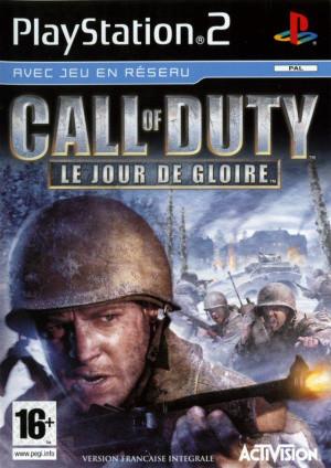 Call of Duty : Le Jour de Gloire sur PS2