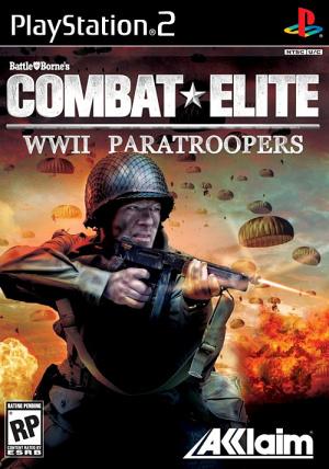 Combat Elite : WWII Paratroopers