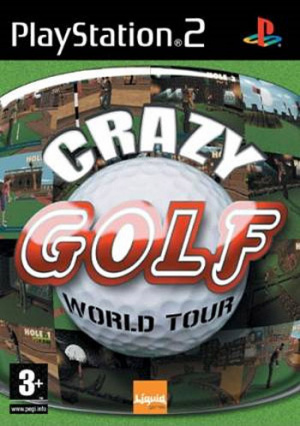 Crazy Golf : World Tour sur PS2