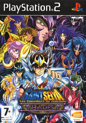 Saint Seiya : Les Chevaliers du Zodiaque : Hades sur PS2