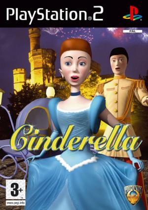 Cinderella sur PS2