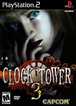Clock Tower 3 sur PS2