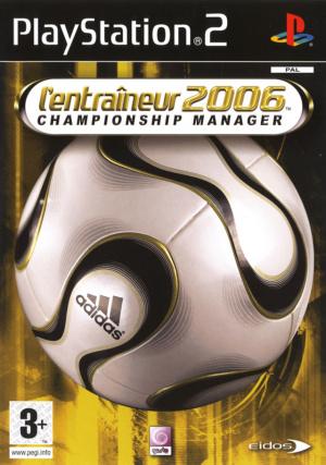 L'Entraîneur 2006 sur PS2