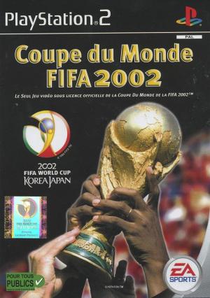 Coupe du Monde FIFA 2002 sur PS2