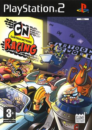 Cartoon Network Racing sur PS2