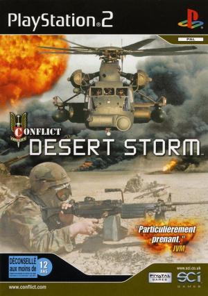 Conflict : Desert Storm sur PS2