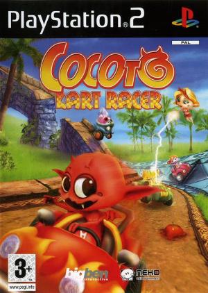 Cocoto Kart Racer sur PS2