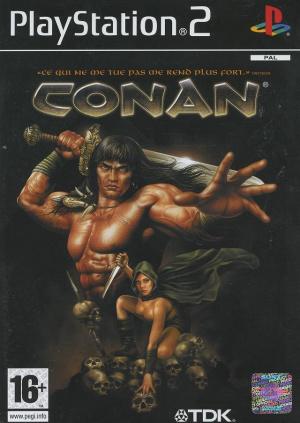 Conan sur PS2