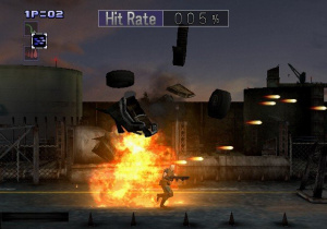 Contra Shattered Soldier - Playstation 2