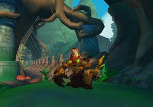 Images : Crash of the Titans