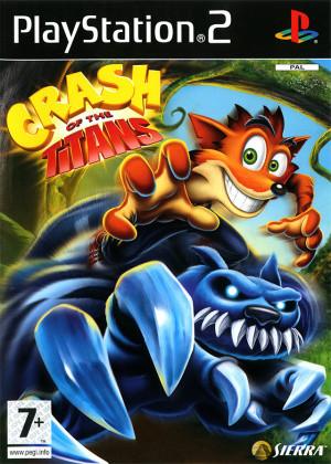 Crash of the Titans sur PS2