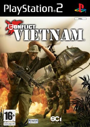 Conflict : Vietnam sur PS2