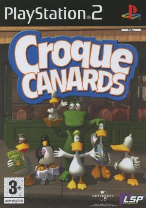 Croque Canards sur PS2