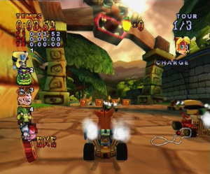 Crash Nitro Kart / PS2-Xbox-GC-GBA-NGage