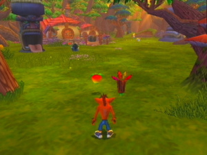 Crash Twinsanity / PS2-Xbox