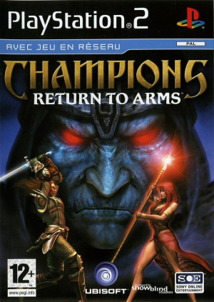 Champions : Return to Arms