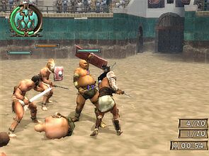 Colosseum : Road To Freedom - Playstation 2