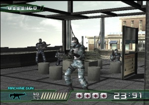 E3 : Crisis Zone en images