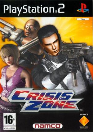 Crisis Zone sur PS2