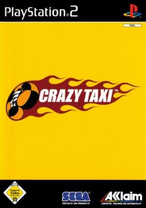 Crazy Taxi sur PS2