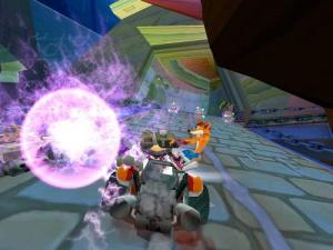 Crash Tag Team Racing / PSP-PS2-Xbox-GC
