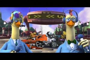 Test de Crash Tag Team Racing sur PS2 par jeuxvideo.com