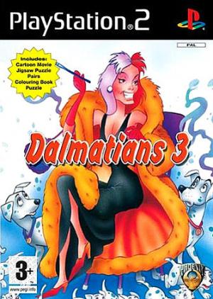 Dalmatians 3 sur PS2
