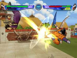 Nouvelles images pour Dragon Ball Z Budokai 3