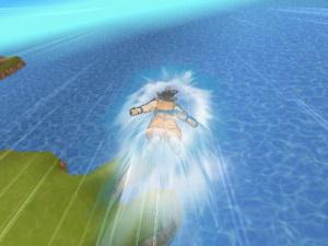 Dragon Ball Z : Budokai 3 en quelques screens