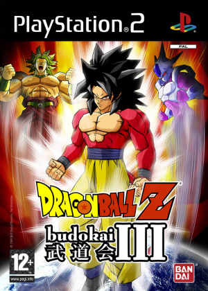 Dragon Ball Z : Budokai 3 sur PS2