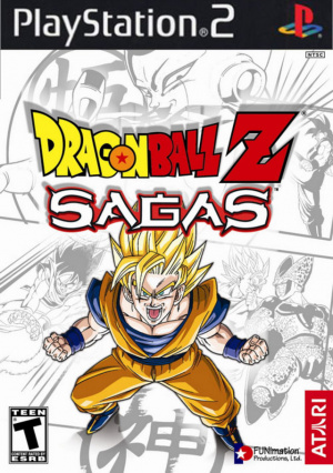 Dragon Ball Z : Sagas sur PS2