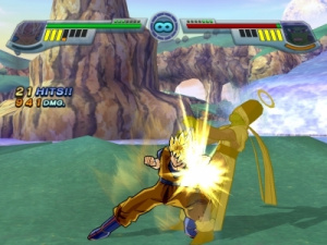 GC 2008 : le baroud d'honneur de Dragon Ball Z sur PS2