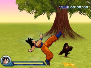 Dragon Ball Z : Infinite World
