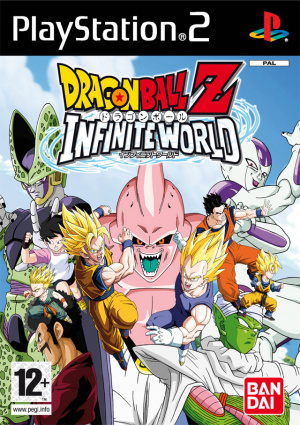 Dragon Ball Z : Infinite World sur PS2