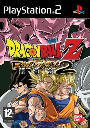 Dragon Ball Z : Budokai 2 sur PS2