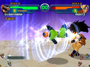 DBZ Budokai aussi sur GameCube