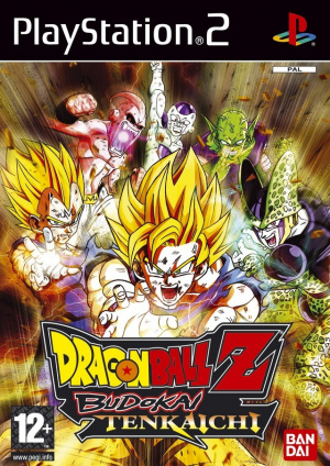Dragon Ball Z : Budokai Tenkaichi sur PS2