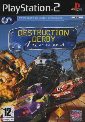 Destruction Derby : Arenas