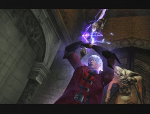 Devil May Cry : L'enfer à portée de Joy-Con
