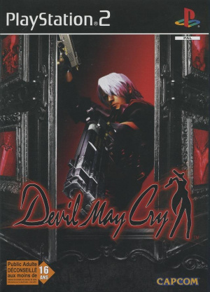 Devil May Cry sur PS2